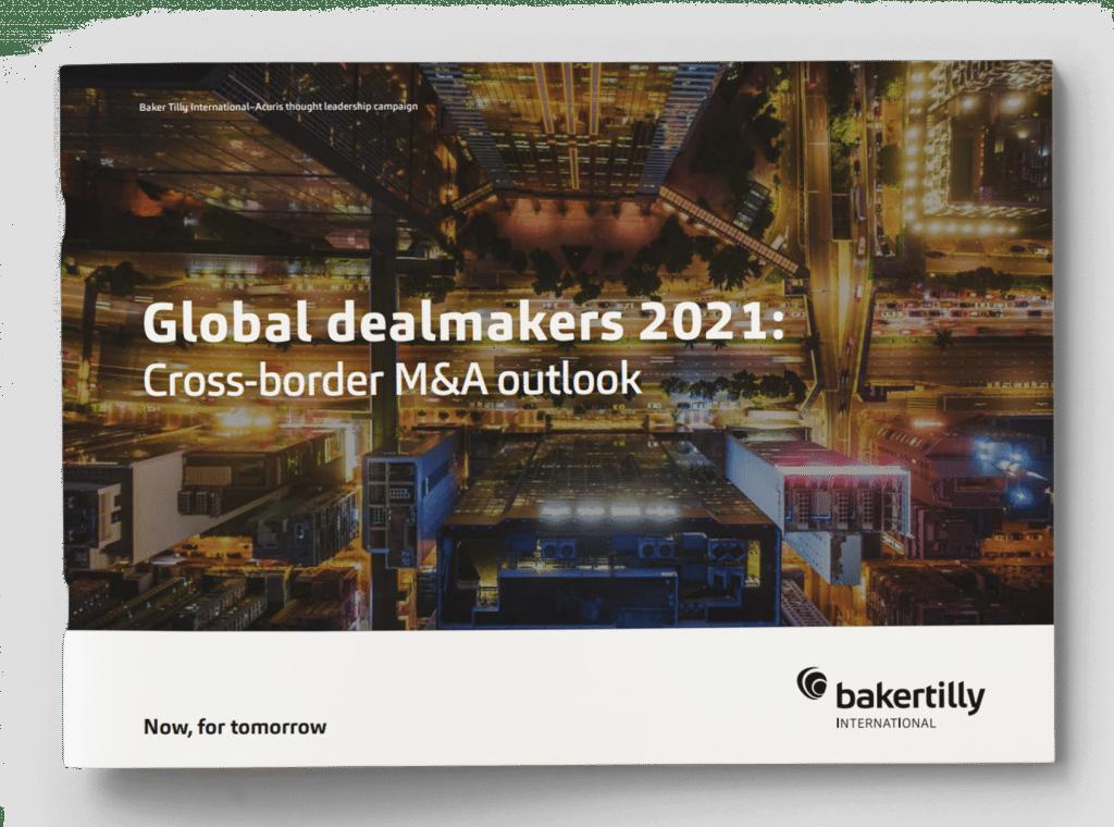Dealmakers Cross-Border M&A Report
